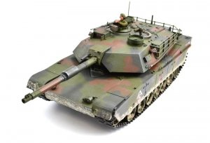 Czołg Abrams M1A1 Premium 1:16 2.4GHz RTR
