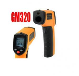 Pirometr GM320 - Termometr Laserowy bezdotykowy -50/+380