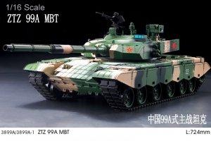 Czołg ZTZ 99A MBT 1:16 Camo