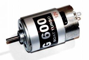 Silnik MIG 600 12V BOAT TURBO