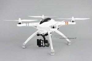 Walkera QR X350 PRO, DEVO F7