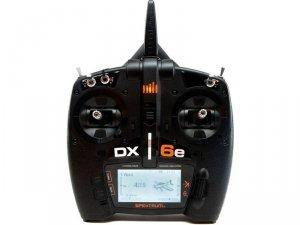 DX6e DSMX Spektrum, AR610 Mode 1-4