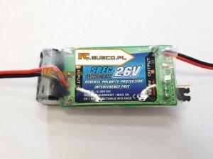 Układ SBEC 5A 5V /6V input (8-26v) for Lipo UBEC Zasilanie odbiornika