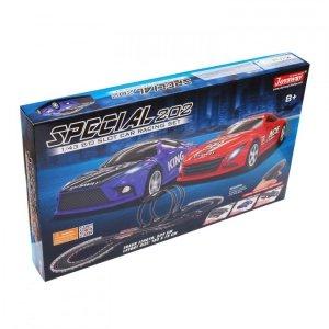Joysway Zestaw Slot Cars Special 202 1:43 - 534cm, pętla, most