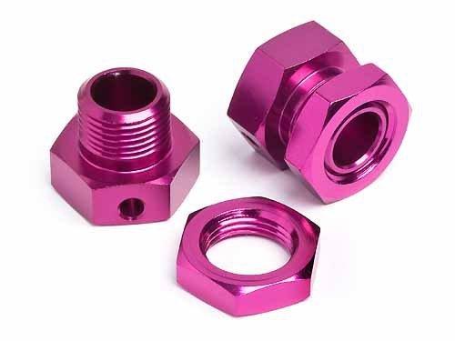 6.7mm Hex Wheel Adapter Purple
