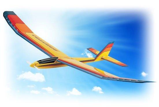 Samolot ELECTRIFLY - SPECTRA ELECTRIC KIT