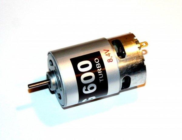 Silnik MIG 600 TURBO 8.4V