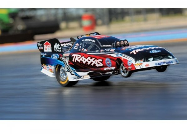 Traxxas Funny Car 1:8 Brushless TQi RTR