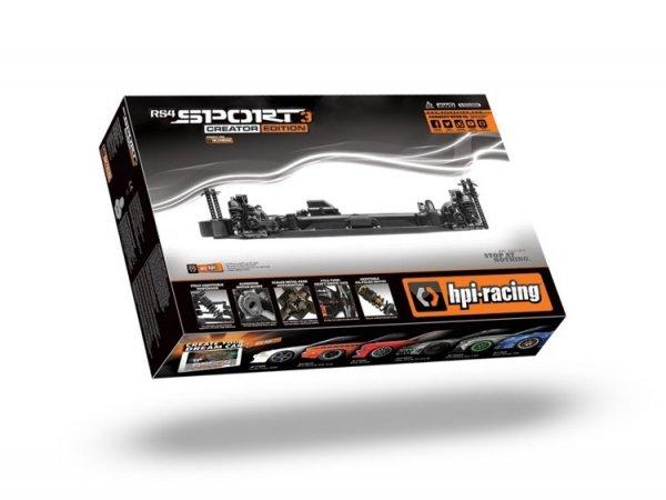 RS4 SPORT 3 Creator Edition KIT