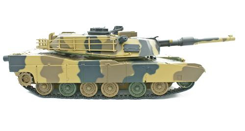 CZOŁG ABRAMS  M1A2 Abrams 1:24