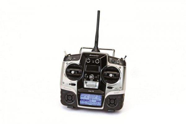 Aparatura GRAUPNER MX-12 HoTT 2,4 GHz PROMOCJA NOWOŚĆ