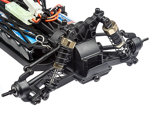 NOWOŚĆ MAVERICK ION RX 1/18 RTR ELECTRIC RALLY CAR