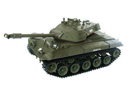 "Czołg U.S. M41A3 ""Walker Bulldog"" 1:16 Dym Dźwięk"