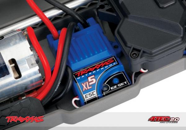 Traxxas 4-Tec 2.0 Ford GT 1:10