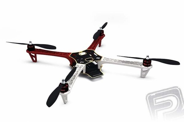 Quadrokopter F450 ARF KIT DJI Hobby Silniki Regle Śmigła