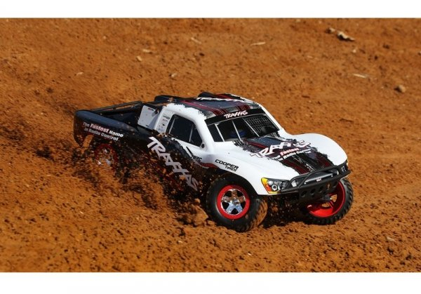 Traxxas Slash 1:10 TQ RTR onboard audio