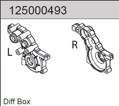Differential Box Mad Rat