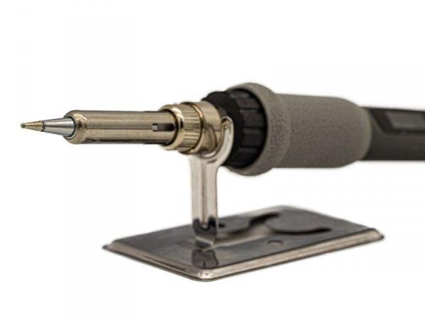 Precyzyjna Lutownica Kolbowa, Elektryczna 60W 220V z  LCD regulacją temperatury