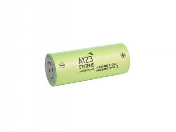Akumulator A123 3,3V 2500 mAh - LiFe