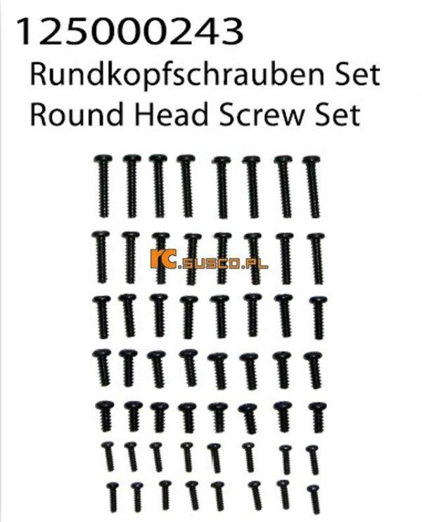 Round Head Screw Set