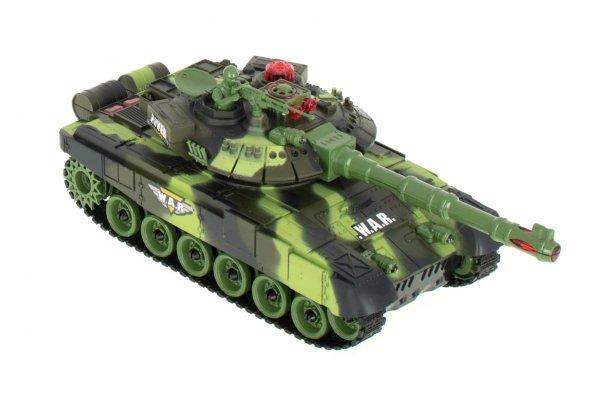 Zestaw wzajemnie walczących czołgów 27/40MHz RTR 34cm