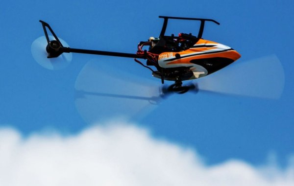 Helikopter RC Blade 130 FLYBARLESS RTF Mode 2 SAFE TECHOLOGY