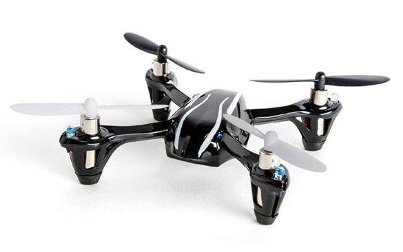 PROMOCJA! Dron Quadrocopter Hubsan X4 H107L 2,4 Ghz
