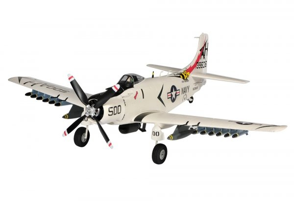 WARBIRD Sky Raider PNP 800mm rozpiętości