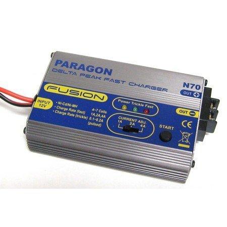 Ładowarka Fusion Paragon N70 DC 4.8-8.4V NiCd/NiMH