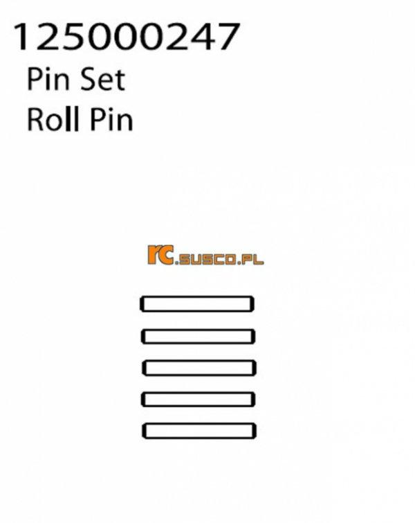 Roll Pin Set
