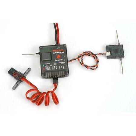 Spektrum DSM2 - odbiornik 7CH Heli Rev Lim AR7100R