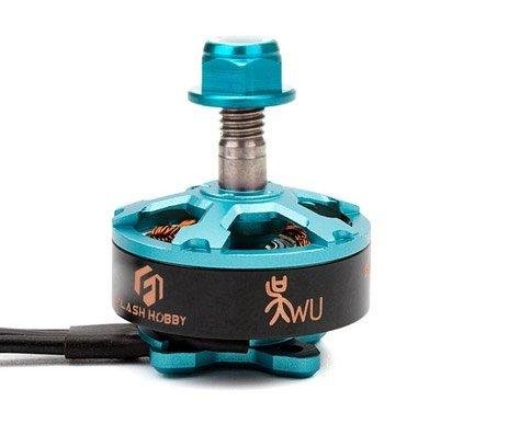 Silnik do dronów wyścigowych  Samguk Wu 2206 2400KV 3-4S Bezszczotkowy