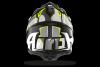 AIROH KASK AVIATOR 2.3 AMS2 GLOW CHROME YELLOW