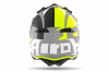 AIROH  KASK OFF-ROAD TERMINATOR OPEN VISION SHOT Y