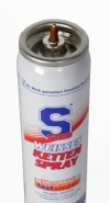 S100 WEISSES KETTEN SPRAY 400ml - smar do łańcucha 2350