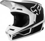 KASK OFF-ROAD FOX V-1 PRZM BLACK/WHITE