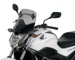 Szyba MRA HONDA NC 700 S / NC 750 S 2012 - forma - VT1 (przyciemniana)
