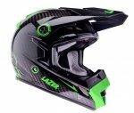 Kask crossowy MX8 Pure Carbon Zielony