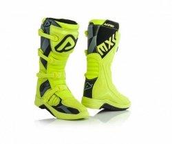 Acerbis Buty X-Team żółto - czarny