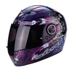 SCORPION KASK INTEGR EXO-490 DREAM BLACK-CHAMELEON