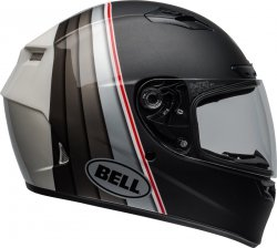 BELL KASK QUALIFIER DLX MIPS ILLUSION BLACK/SILVER
