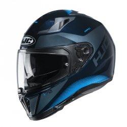 HJC KASK INTEGRALNY I70 TAS BLACK/BLUE