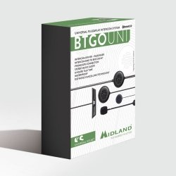 MIDLAND BT Go Uni interkom Plug&Play uniwersalny