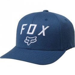 FOX CZAPKA Z DAS JUNIOR LEGACY MOTH 110 DUSTY BLUE