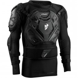THOR BUZER SENTRY XP OFFROAD GUARD BLACK =$
