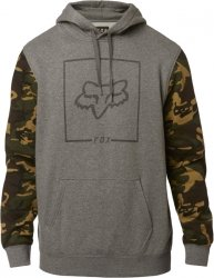 FOX BLUZA Z KAPTUREM CHAPPED CAMO HEATHER GRAPHITE