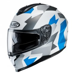 HJC KASK INTEGRALNY C70 VALON WHITE/BLUE