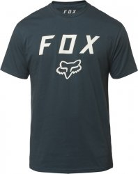 FOX T-SHIRT LEGACY MOTH NAVY