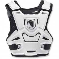 THOR BUZER YOUTH SENTINEL WHITE ONE SIZE =$