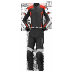BUSE Kombinezon motocyklo La-Guna czarno-czerwony